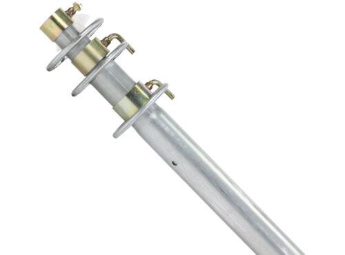 Channel Master Telescoping TV Antenna Mast Galvanized Steel Pole 25 FT - CM-1830