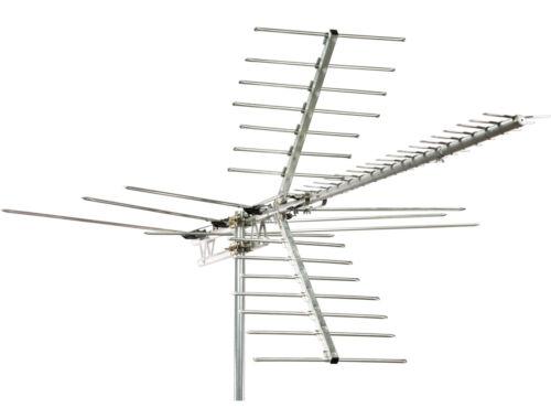 Channel Master Directional Outdoor TV Antenna Digital Advantage 100 Mile CM-2020