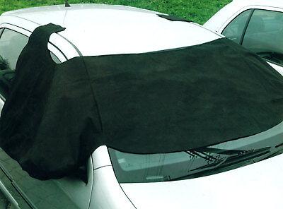 Seiten Abdeckung (Unitec Scheiben Abdeckung Seitenscheiben Aussenspiegel Frostschutz Winterschutz)