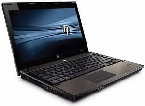 HP 4320s 13.3 Laptop 240gb SSD Core i3 M370 Win 10 Pro Bibra Lake Cockburn Area Preview