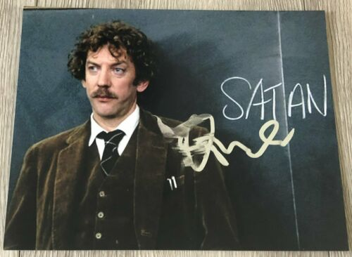 DONALD SUTHERLAND SIGNED AUTOGRAPH ANIMAL HOUSE 8x10 PHOTO w/PROOF