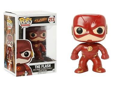 Funko Pop TV: The Flash - The Flash Vinyl Figure Item #5344