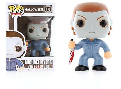 Halloween Michael Myers Movies (Funko Pop Movies: Halloween - Michael Myers Vinyl Figure Item)
