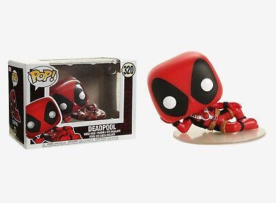 Funko Pop Deadpool Bobble-Head Item #30850](Dead Pool Toy)