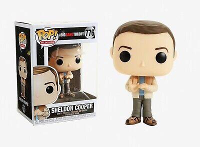 Funko Pop Television: The Big Bang Theory™ - Sheldon Cooper Vinyl Figure #38580 (Pop Vinyl The Big Bang Theory)