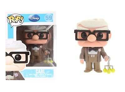 Funko Pop Disney: Series 5 - Carl Vinyl Figure Item #3204
