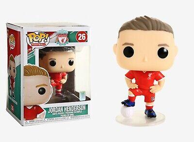 Funko Pop Football: Liverpool Football Club - Jordan Henderson Figure #42788