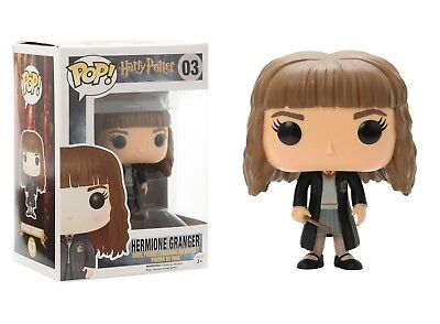 Funko Pop Harry Potter: Hermione Granger Vinyl Figure Item #5860
