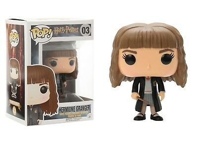 Funko POP Movies: Harry Potter Hermione Granger Action Figur