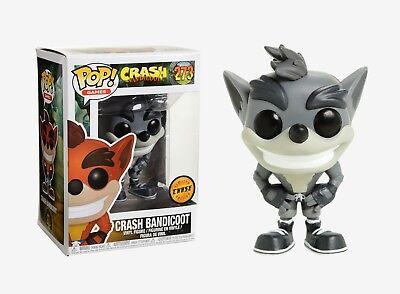 Funko Pop Games: Crash Bandicoot™- Crash Bandicoot CHASE LIMITED EDITION #25653](Crash Toys)
