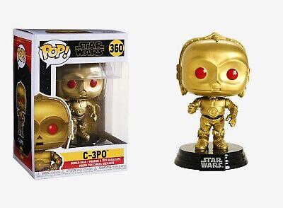 Funko Pop Star Wars™ The Rise of Skywalker: C-3PO™ Bobble-Head #48222