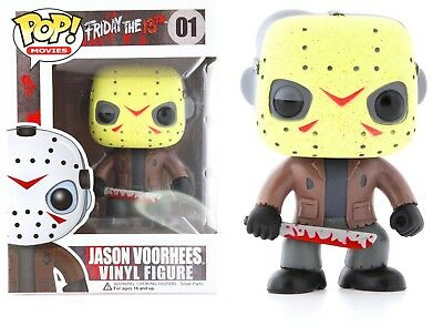 FUNKO POP! HORROR MOVIES FRIDAY THE 13TH 2292 JASON VOORHEES