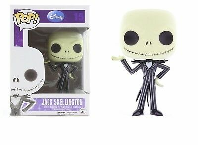 Funko Pop Disney: Series 2 - Jack Skellington Vinyl Figure Item #2468