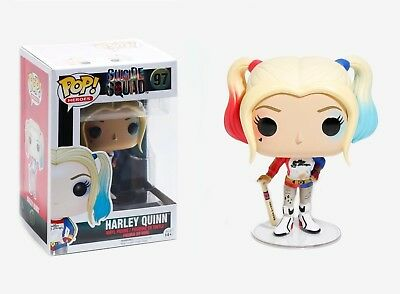 Suicide Squad - Harley Quinn POP Figure Toy 3 x 4in