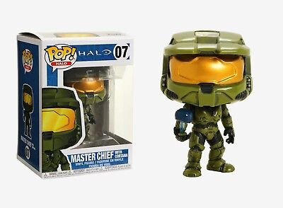 Halo Master Chief (Funko Pop Halo: Halo - Master Chief with Cortana Vinyl Figure Item)