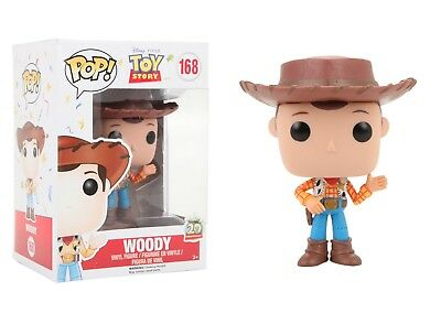 Funko Pop Disney: Toy Story - Woody Vinyl Figure Item #6877