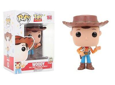 Woody Toy Story 20th Anniversary POP! #168 Vinyl Figure