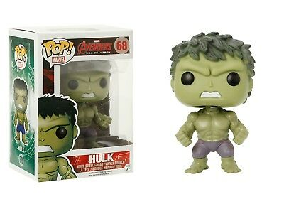 Funko Pop Marvel: Avengers Age of Ultron - Hulk Vinyl Bobble