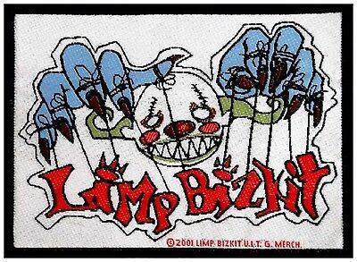 LIMP BIZKIT - Patch Aufnäher - Clown 10x6cm