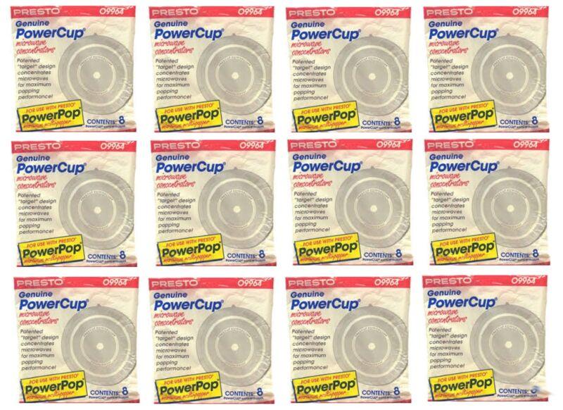 Presto 9964 Power Pop PowerCup Concentrators Case of 12