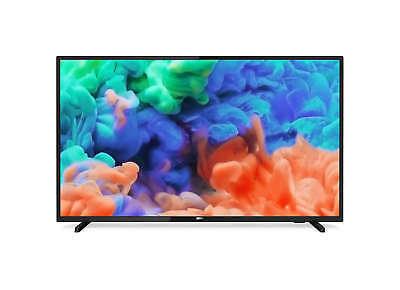 "Smart TV Philips 58PUS6203 58"" LED 4K Ultra HD Schwarz EEK A+ HbbTV NEU+OVP"