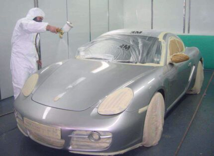 Respray your car today Sydney City Inner Sydney Preview