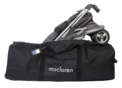 NEW NEVER USED MACLAREN BABY STROLLER TRAVEL LUGGAGE AIRPORT CARRY BUGGY BAG