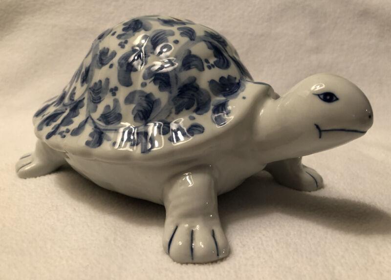 Ceramic Turtle Bank