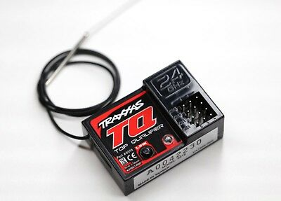 Traxxas 6519 Receiver Micro TQ 2.4GHz 1/16 E-Revo Slash/Rally 4WD Summit VXL 2.4 Ghz Micro Receiver