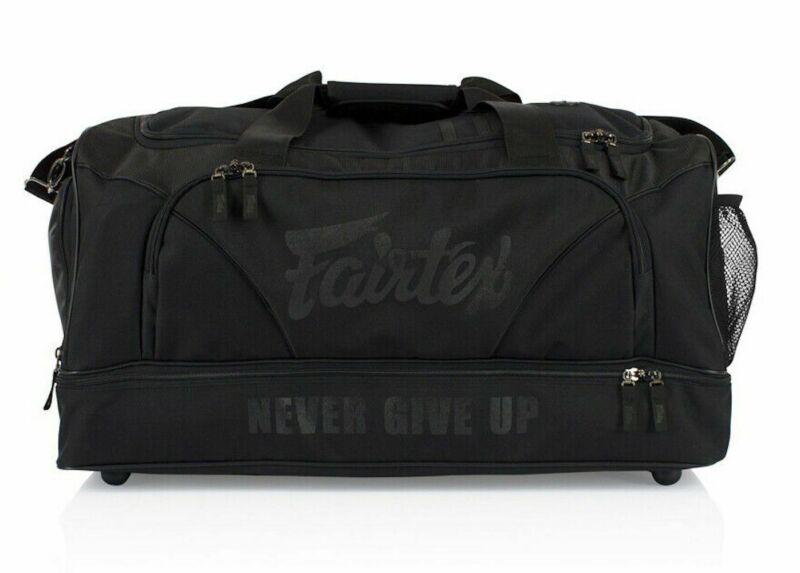 Fairtex Equipment Gym Bag - BAG2 - Made in Thailand
