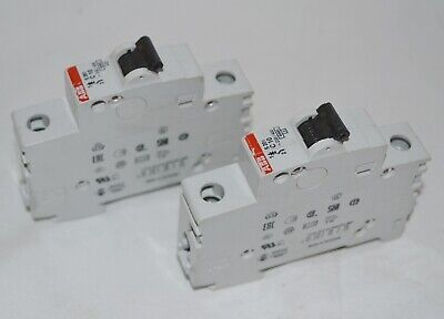 ABB S201-C10 Circuit Breakers, X2 for sale  Shipping to Canada