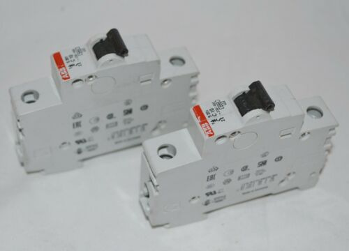 ABB S201-C10 Circuit Breakers, X2