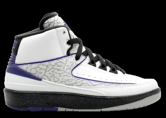 Jordan Retro 2 Sneaker
