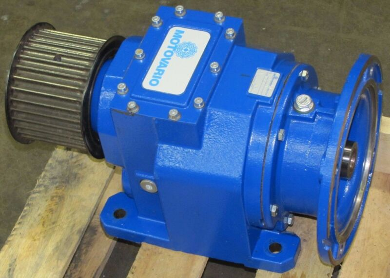 MOTOVARIO H 062 B3 9,39:1 RATIO IN LINE HELICAL SPEED REDUCER GEARBOX