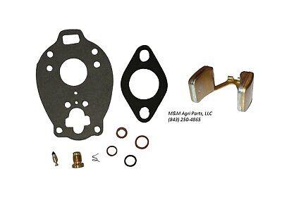 Carb Kit Carburetor Float Massey Ferguson Mf 35 50 135 150 202 204 2135 F40