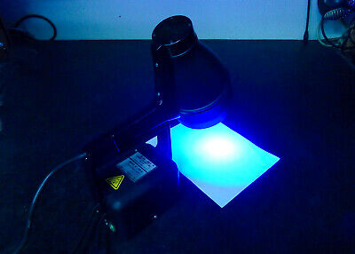 Uvp Blak-ray B-100a High Intensity Long Wave Ultraviolet Uv Lamp 05-3b19
