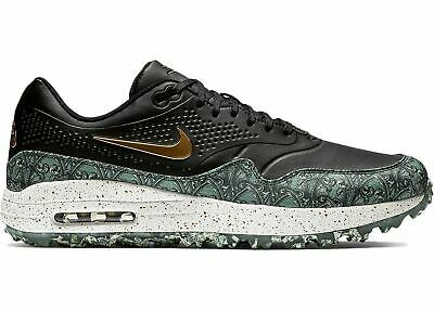 official photos c68be 84e55 NIKE AIR MAX 1 G NRG MEN GOLF SHOE SIZE 8.5 PAYDAY PAID IN FULL MONEY
