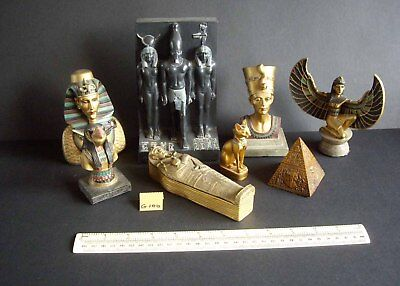 Ancient Egyptian Artefacts from 2000 (thats 2000 AD not 2000 BC)  Made in China