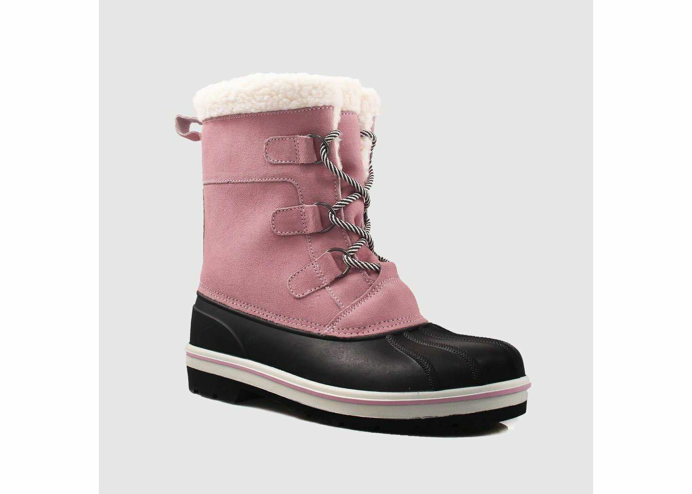 Girls/' Polly Neoprene Winter Boots Cat /& Jack Navy Blue Llama 1 NWT