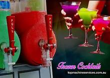 Slushy Machine Hire - Cocktails & Mocktails Mirrabooka Stirling Area Preview
