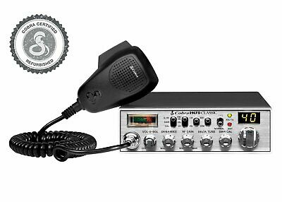 Cobra Electronics 29 LTD Certified Refurbished Professional CB Radio