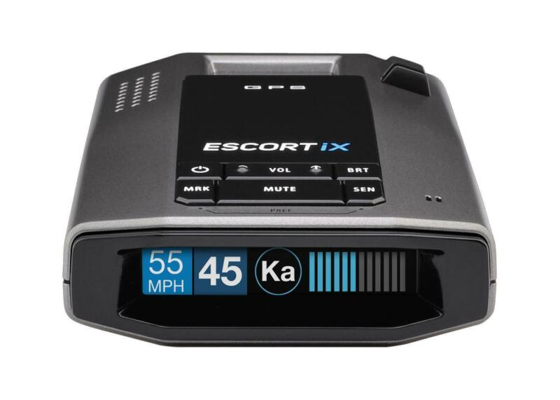 ESCORT IX Laser Radar Detector Auto Protection Bluetooth Voice OLED Display