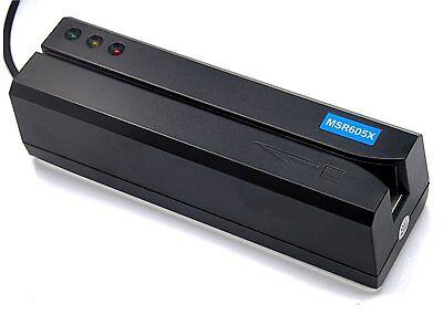 Usb-powered Magnetic Strip Credit Card Reader Writer Encoder Mag Msr606 Msr605x