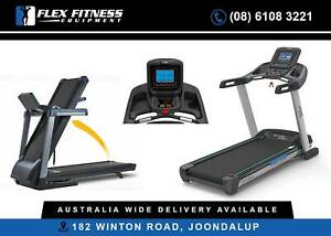 Strength Master 6050 Treadmill - 2.5HP Motor, Wide Deck and More