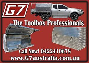 Brisbane's No.1 Aluminium Toolboxes ute trailer truck tool box Brisbane City Brisbane North West Preview