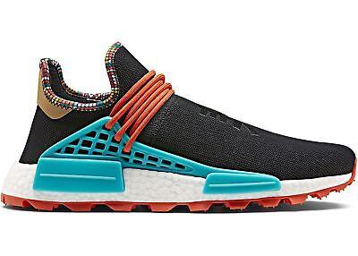 Inspiration Pack (Adidas x Pharrell NMD Human Race Inspiration Pack Black Blue Orange EE7582)