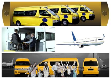 Maxi Taxi Melbourne - Airport Transfers / Wheelchair Bookings