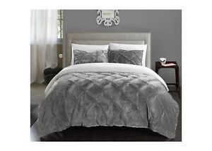 King bed spread SUEDE