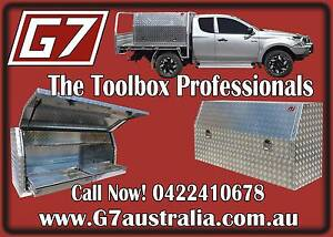 Brisbane's No.1 Aluminium Toolboxes ute trailer truck tool box Everton Hills Brisbane North West Preview