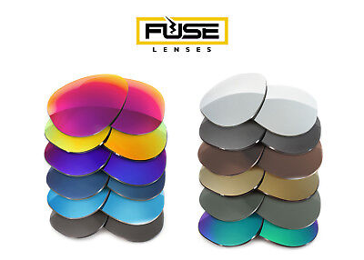 Fuse Lenses Non-Polarized Replacement Lenses for Ray-Ban RB4125 Cats (Cats 5000 Polarized)